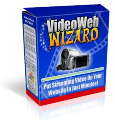 Product picture Video Web Wizard - Format Video for your website